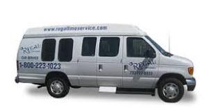 Middlesex County Chauffeur Service | Regal Limousine & Car Service | Passenger Van