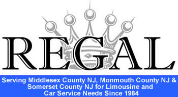 Middlesex County NJ, Monmouth County NJ & Somerset County NJ Limousine and Car Service  | Regal Limousine & Car Service